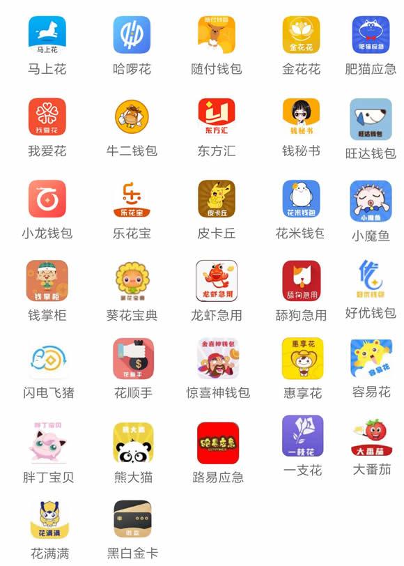 大圣管家系列口子app图标